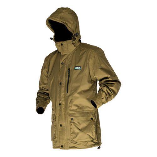 bf656924b Ridgeline SEASONS Waterproof Windproof Jacket - Teak Quiet Lightweight RRP £ 109